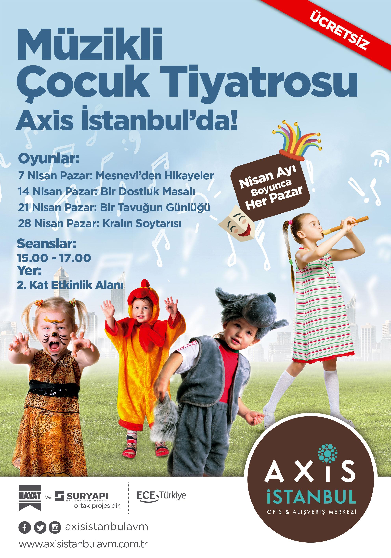 648370604b01e Axis İstanbul Etkinlikler